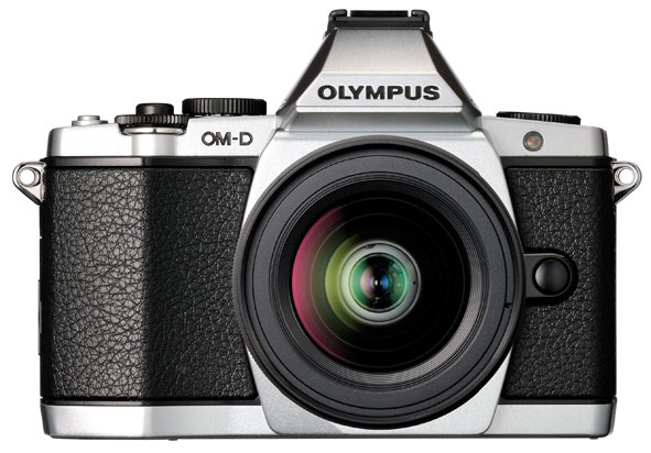 The Olympus OM-D E-M5 File