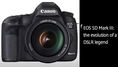 The Canon EOS 5D Mark III File