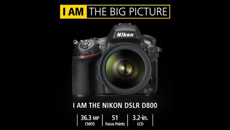 The Nikon D800 File