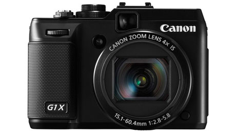 The Canon PowerShot G1 X File