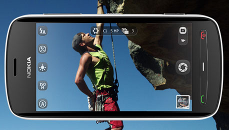The Nokia 808 PureView, Revolutionary 41MP Camera Phone