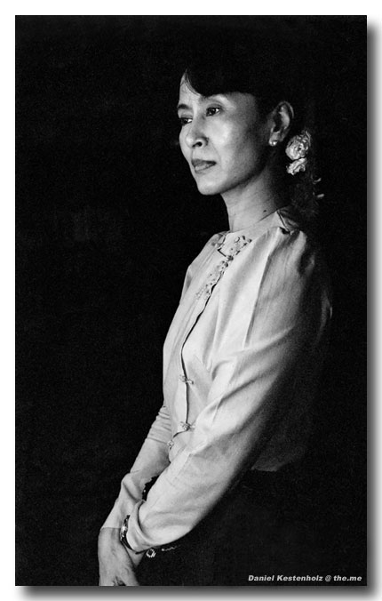 aung san suu kyi1 The Art of the Correct ISO Setting or the Beauty of Film Grain
