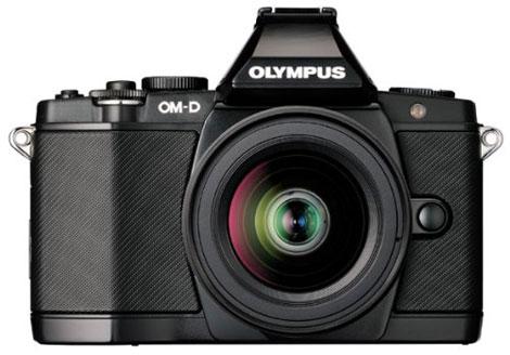 Olympus OM-D E-M5 in Stock