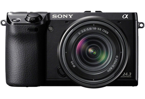 Sony NEX-7 Kit in Stock