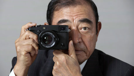 Interview With Fujifilm President Shigetaka Komori: Redefining the Business of Photography