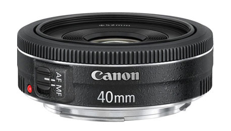 The Canon EF 40mm F2.8 STM No-Brainer Pancake — First Lens With Canon Mirrorless in Mind?