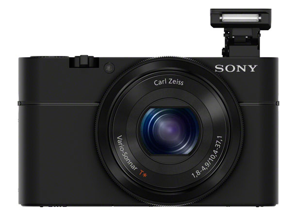 sony cyber shot rx100 The Sony RX100 File