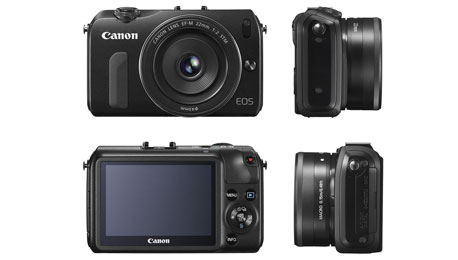 The Canon EOS M File