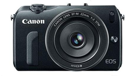 The Canon EOS M Mirrorless