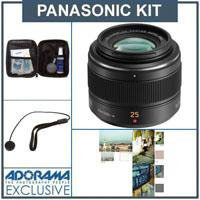 panasonic leica 25mm f1.4 lens kit Panasonic Leica 25mm F1.4 for MFT Kit