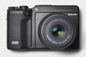 ricoh gxr review body front An Anachronism: The Ricoh GXR Modular Camera System Review