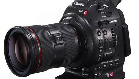 Canon Entry-Level EOS C100 Cinema Camera, Filmmakers' New EF Mount Darling?