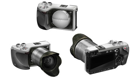 A Pimped Up Sony NEX-7: What to Make of Hasselblad's Lunar?