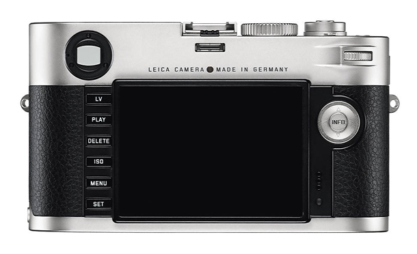 leica m file back The Leica M Typ 240 File