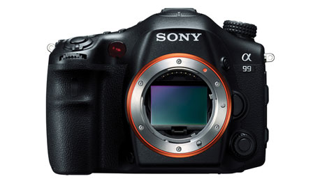 The Sony Alpha A99 File