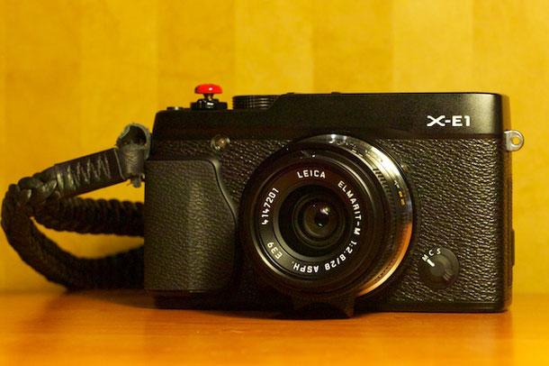Using The Fujifilm X E1 With Leica Lenses A Massive Dose