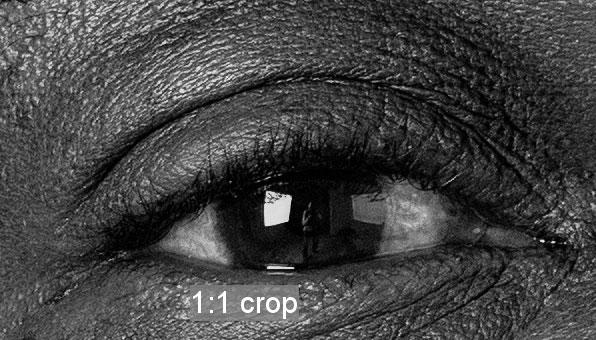 Sony NEX-7 1:1 crop