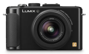 Lots of quality for a little price: the LX7 goes for $299!
