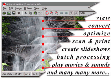If you're on a PC, why not give free IrfanView a try for quick and easy image editing.