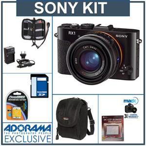 The best Sony RX1 kit on offer so far.