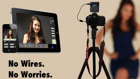 CameraMator — Yet Another Wireless Tethered Photography Solution for Your DSLR