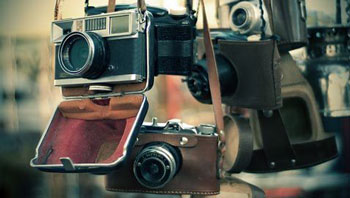 Old cameras can teach many of today's photographers something. | luuux.com