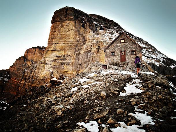 Abbott Pass Hut | Jonathan Coe