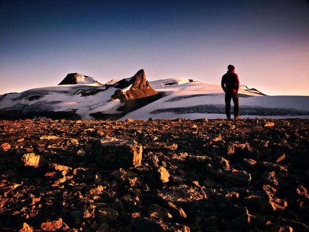 Solo Wapta Adventure | Jonathan Coe