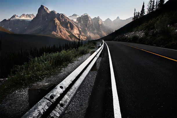 Moraine Lake Road | Jonathan Coe