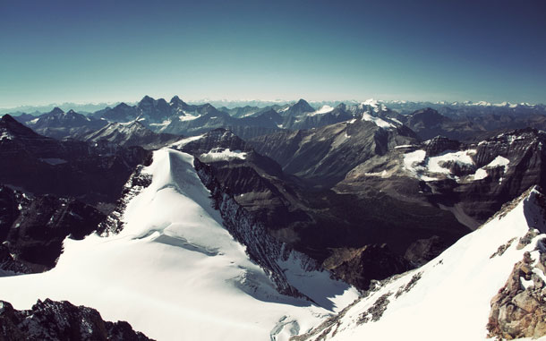 Summit of Mount Victoria | Jonathan Coe