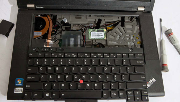 lenovo w530 review 6 Review: Lenovo W530 Thinkpad Workstation, the Best Laptop Photography Can Buy. Period.