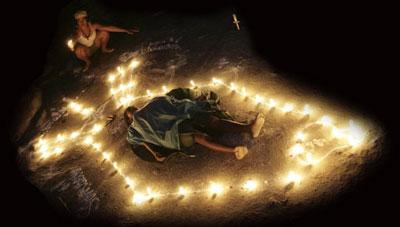 Religious ritual, Venezuela | Howard Yañez / Archivolatino