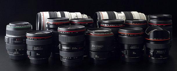 Instant rebates on Canon EF L lenses