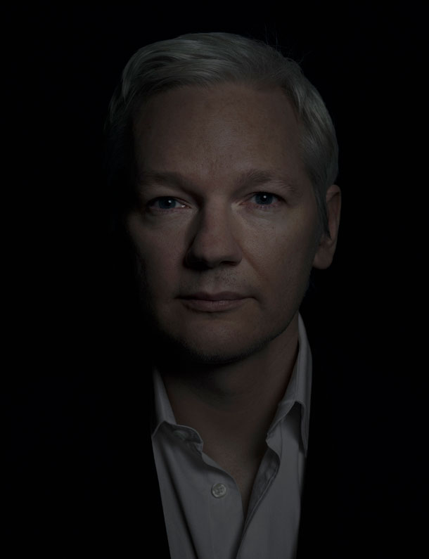 Julian Assange | Gian Paul Lozza