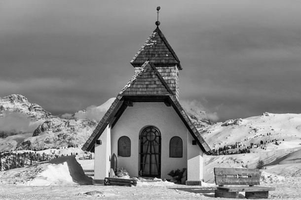 Chapel | Jaap Vleeskruijer