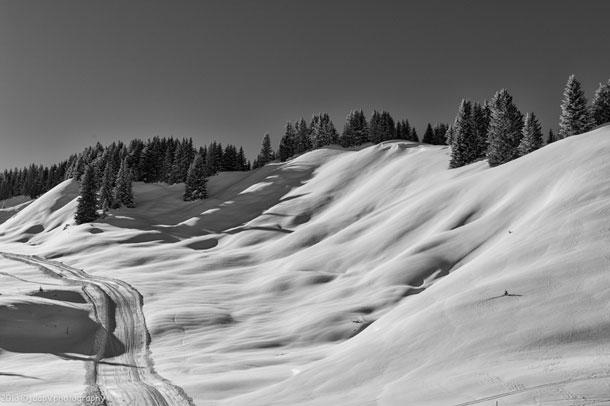 Snowscape | Jaap Vleeskruijer