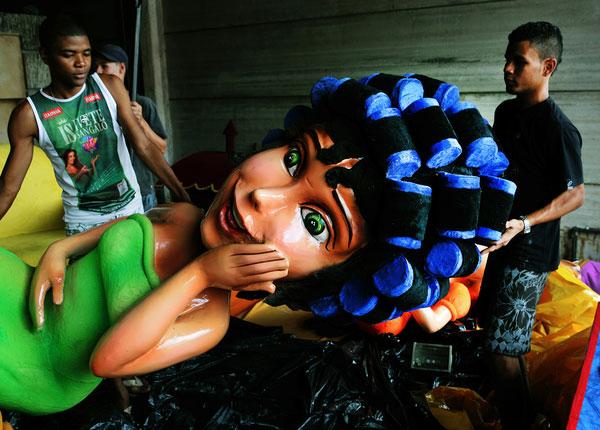 Carnival in Rio de Janeiro | Renzo Gostoli