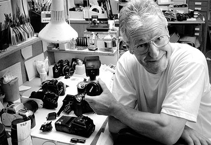The camera repair guy, a thing of the past. | newswire.co.nz