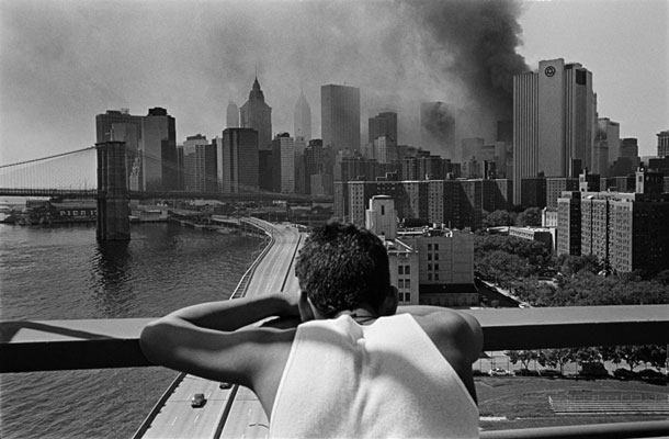 Manhatten Bridge, New York, September 11, 2011 | Joseph Rodriguez