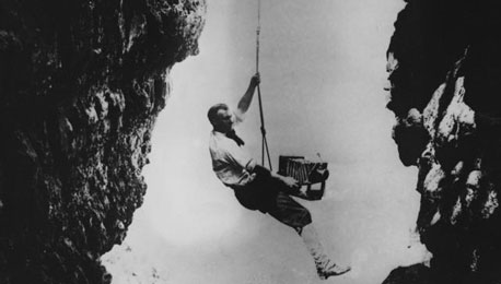 Photography Pioneers: Kolb Brothers, Grand Canyon Photo Sessions Between Heaven and Hell