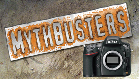 Myths and Tales About the Nikon D800E