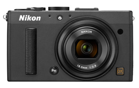 The Nikon Coolpix A, another compact DX camera delivering DSLR-like image quality in a pocketable package.