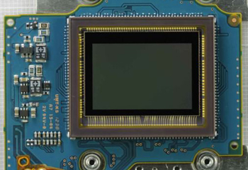 The Nikon D5200's new Toshiba sensor, at the heart of the amazing video output.
