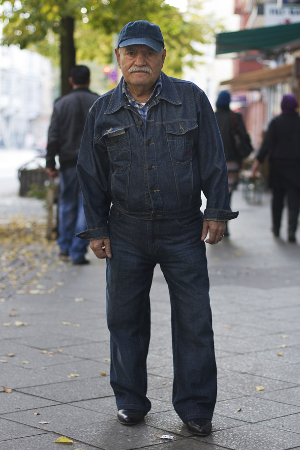 October 23, 2012: Triple Denim Returns for an usually warm October Saturday. | Zoe Spawton