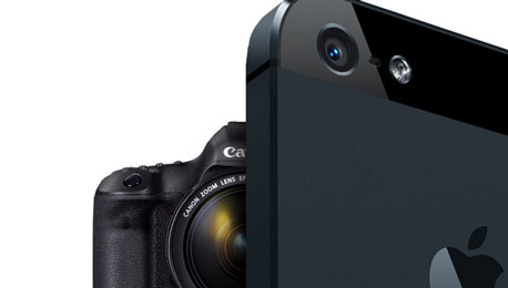 Sluggish Camera Demand Bodes Ill for Innovation? Tomorrow's Photography Is More About Convergence Devices