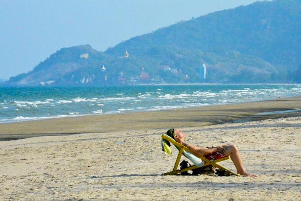 Suan Son Beach |  Nikon V2, 30-110mm F3.8-5.6