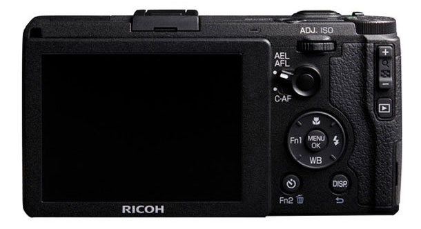 Not too much, not too little control: the Ricoh GR's buttons and functions offer exactly what you'll ever need.