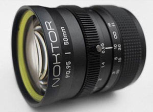 Available for order, the SLR Magic 50mm F0.95 Noktor.