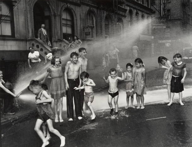 "Hot New York Summers | Arthur ""Weegee"" Fellig"