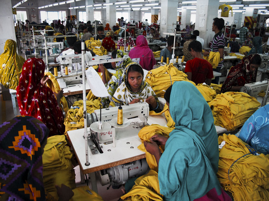 the garment industry of bangladesh The garment industry of bangladesh introduction: the garment industry has played a pioneering role in the development of industrial sector of ba.